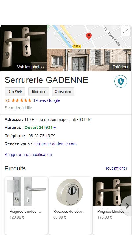 Serrurier du Vieux Lille